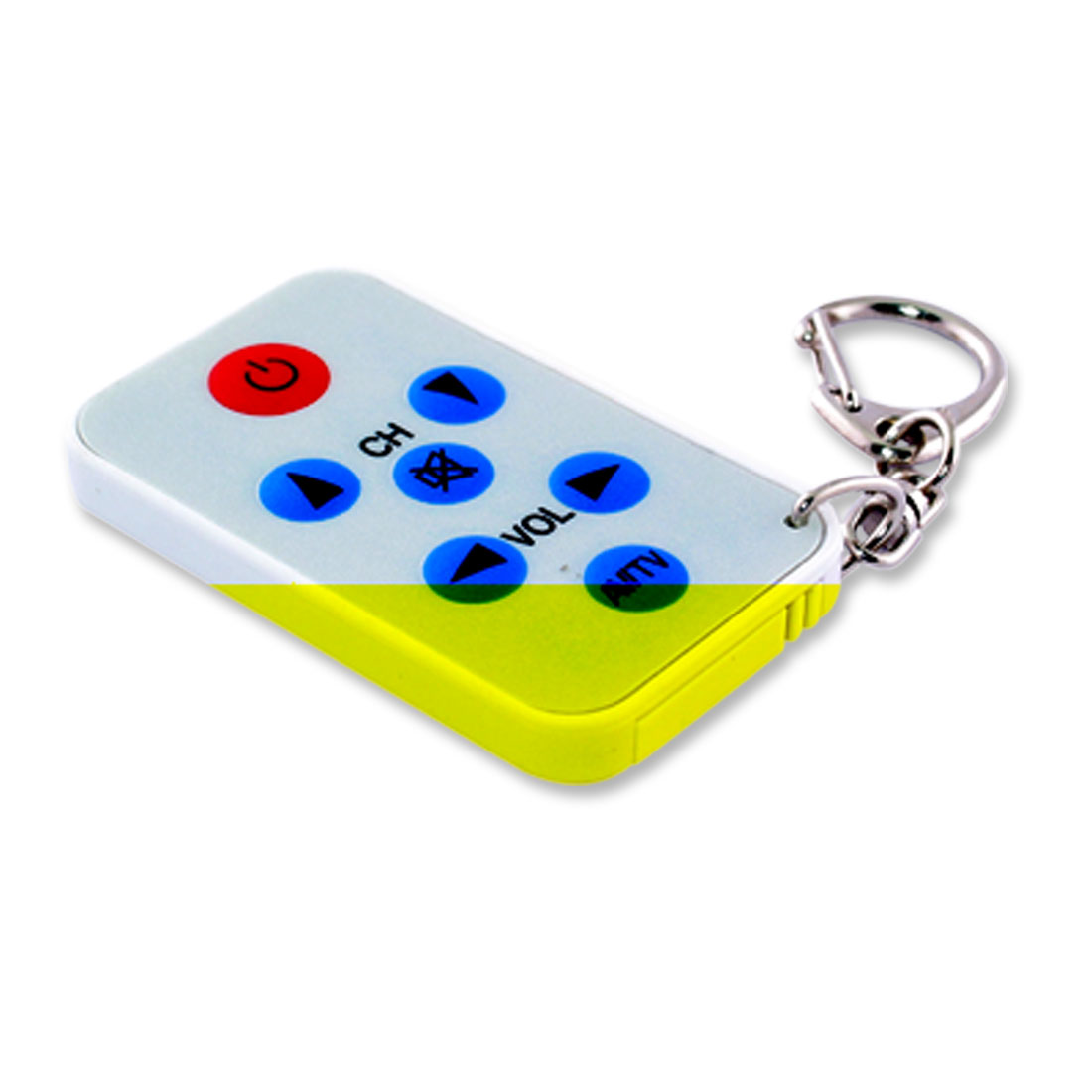 Mini Remote Control Keychain of Universal AV/TV
