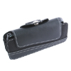 Black Belt Clip Holder + Plastic Case for Motorola L7 L6