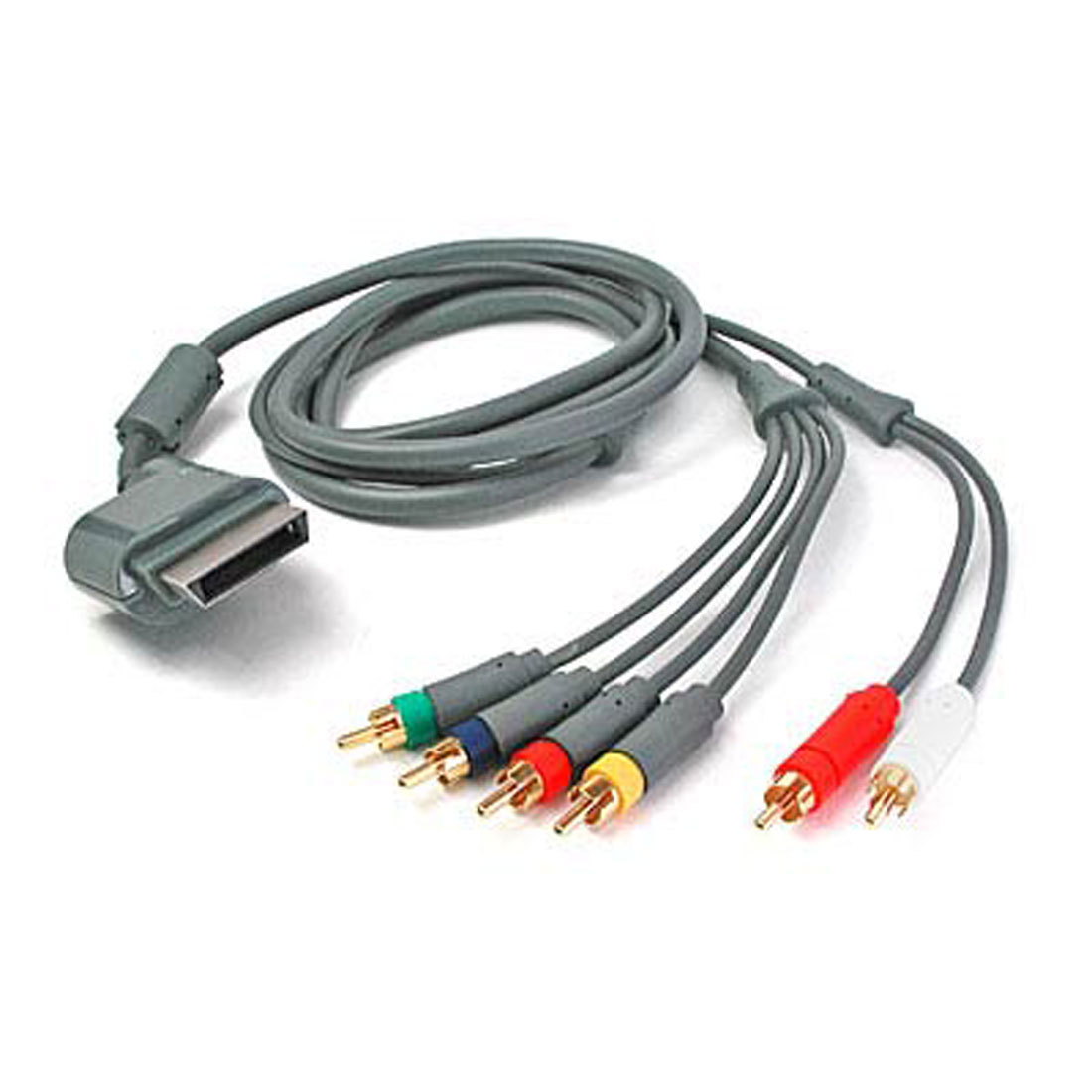 480p High-definition HD AV Video RGB Cable for XBox 360 Ioxfi