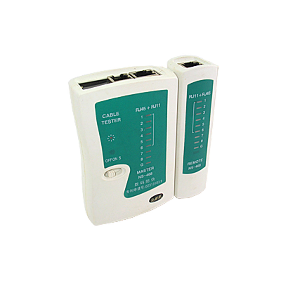 Cable Tester Cat5 Network RJ45 RJ11