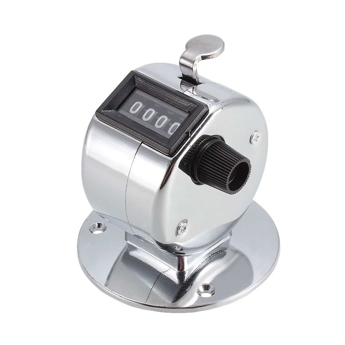 Stainless 4 Digits Desk Hand held Counter