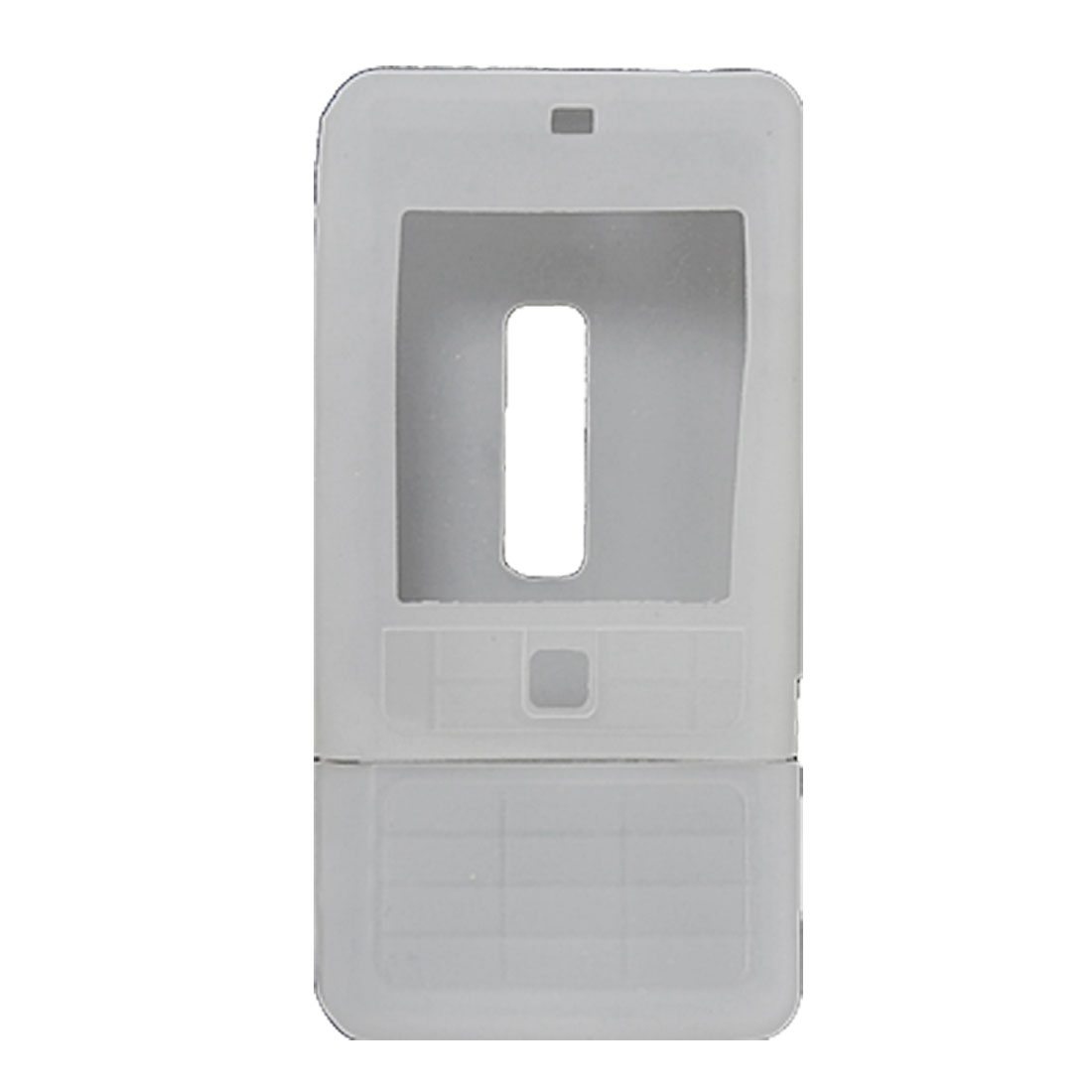 Clear White Case for NOKIA 3250