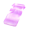 Silicone Skin Cover Case for iPod Nano Marbled Purple