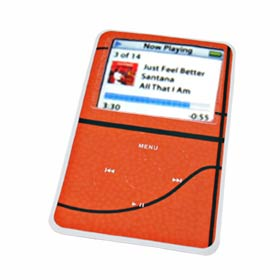 Elegant Protective Face Plaster for Ipod Video 30G