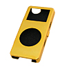 Aluminium Hard Case Cover Protector for iPod Nano Gold-tone