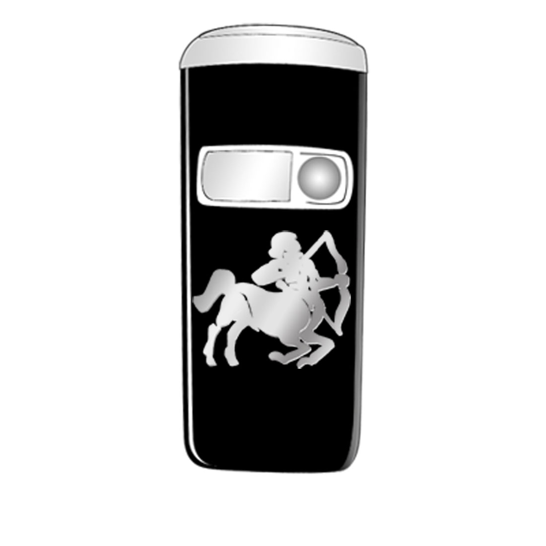 Metallic Sticker for Smartphone NDS MP4 -Sagittarius