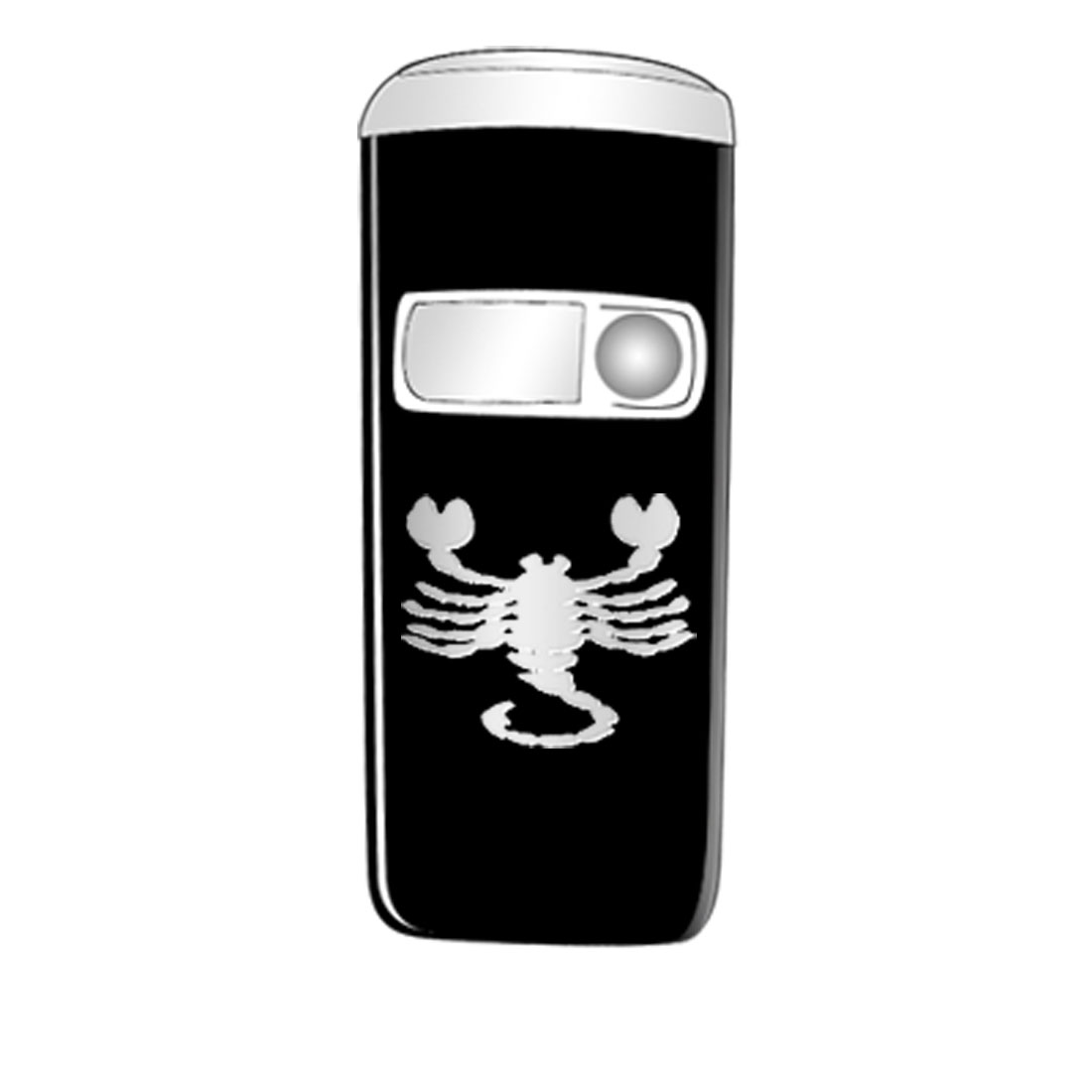 Metallic Sticker for Smartphone NDS MP4 - Scorpio