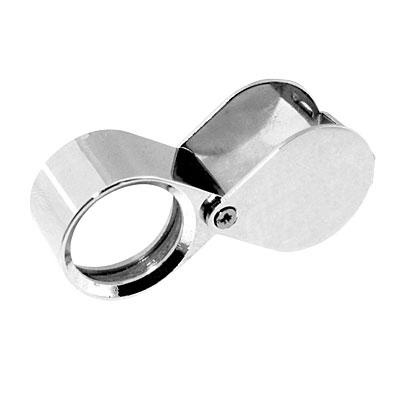 Jeweler's Loupe 10 x 21 mm EYE MAGNIFYING GLASS