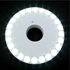 UFO Portable Camping 24 LED Hanger Light - White