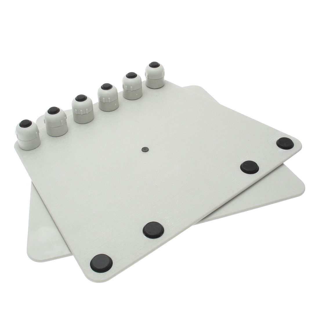 All-directional Cool Pad Dock Stand for Notebook Laptop - White