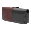 Genuine Leather Case Holder for Palm 650 700 PDA- Black