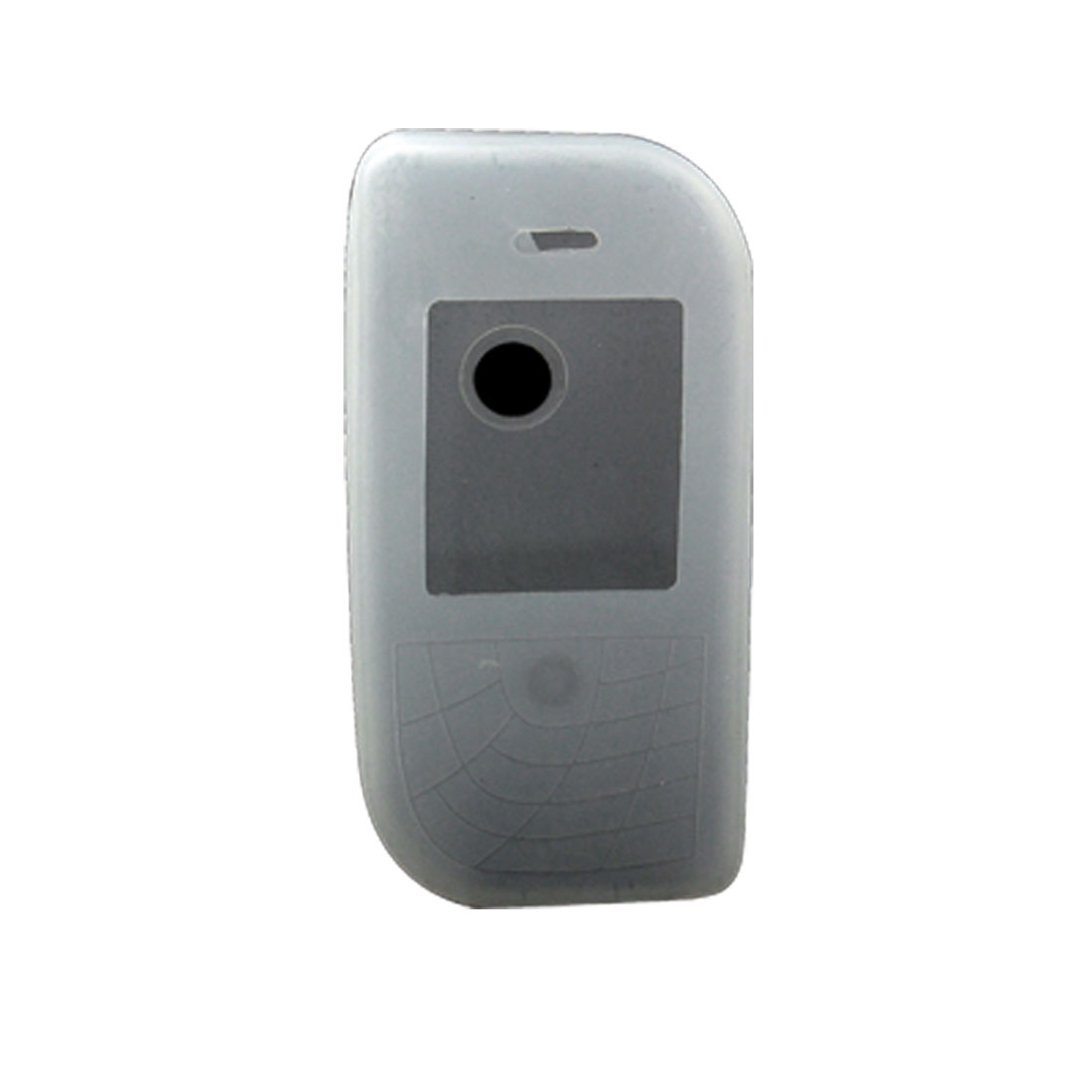 Silicone Skin Case for NOKIA 7610 - Clear