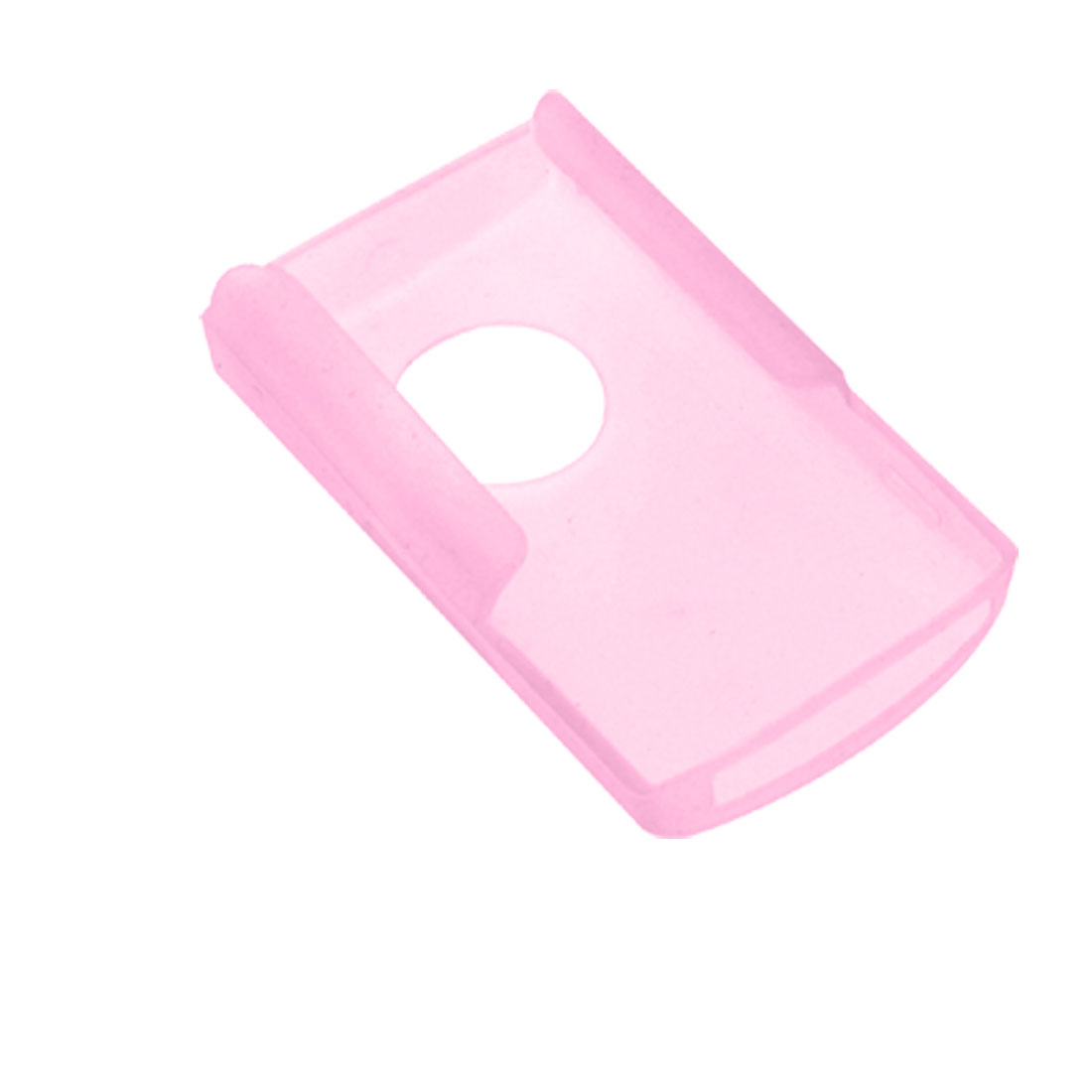 Silicone Skin Case for NOKIA N80 - Pink