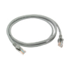 RJ45 LAN Network Patch Cable Cat5 UTP 1.5 Meter - Gray
