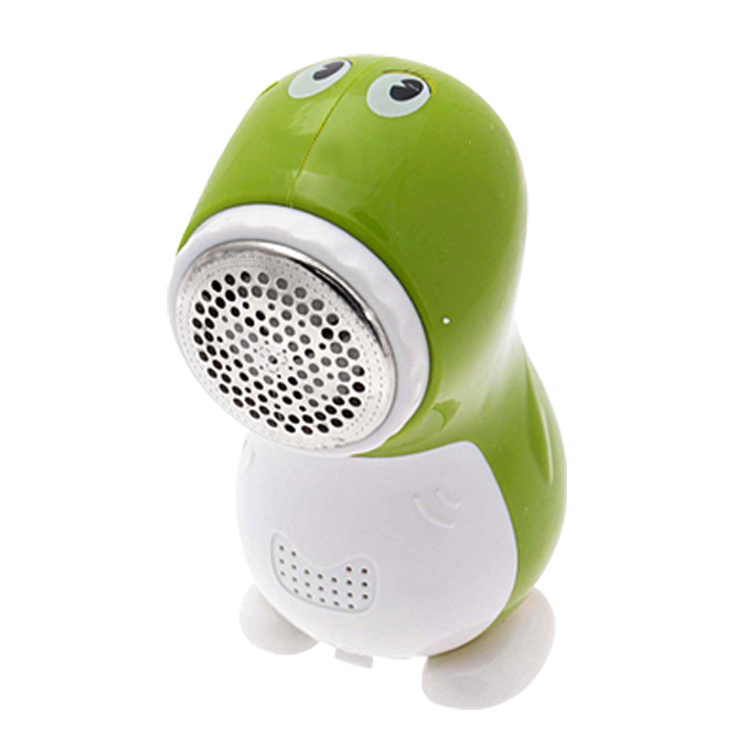 Lint Fuzz Pill Remover Clothes Fabric Sweater Shaver - Green Frog (BWG-2229)