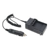 Camera Camcorder Battery Charger for Olympus Li40B Npoqv