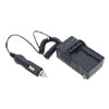 US Plug Digital Camera Video Camcorder Battery Charger for FUJI NP100
