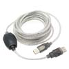 16FT 5M USB 2.0 Male to Female Extension Cable