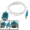 High - Speed Converter USB 2.0 To RS232 Serial Pin Cable Adapter