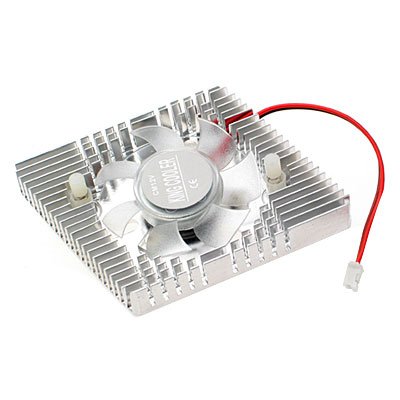 12V VIO VGA Cooling Fan for Video Card