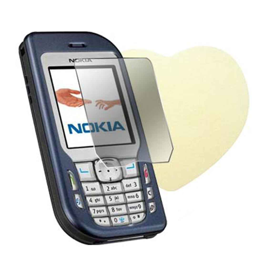 Screen Protector Guard for NOKIA 6670