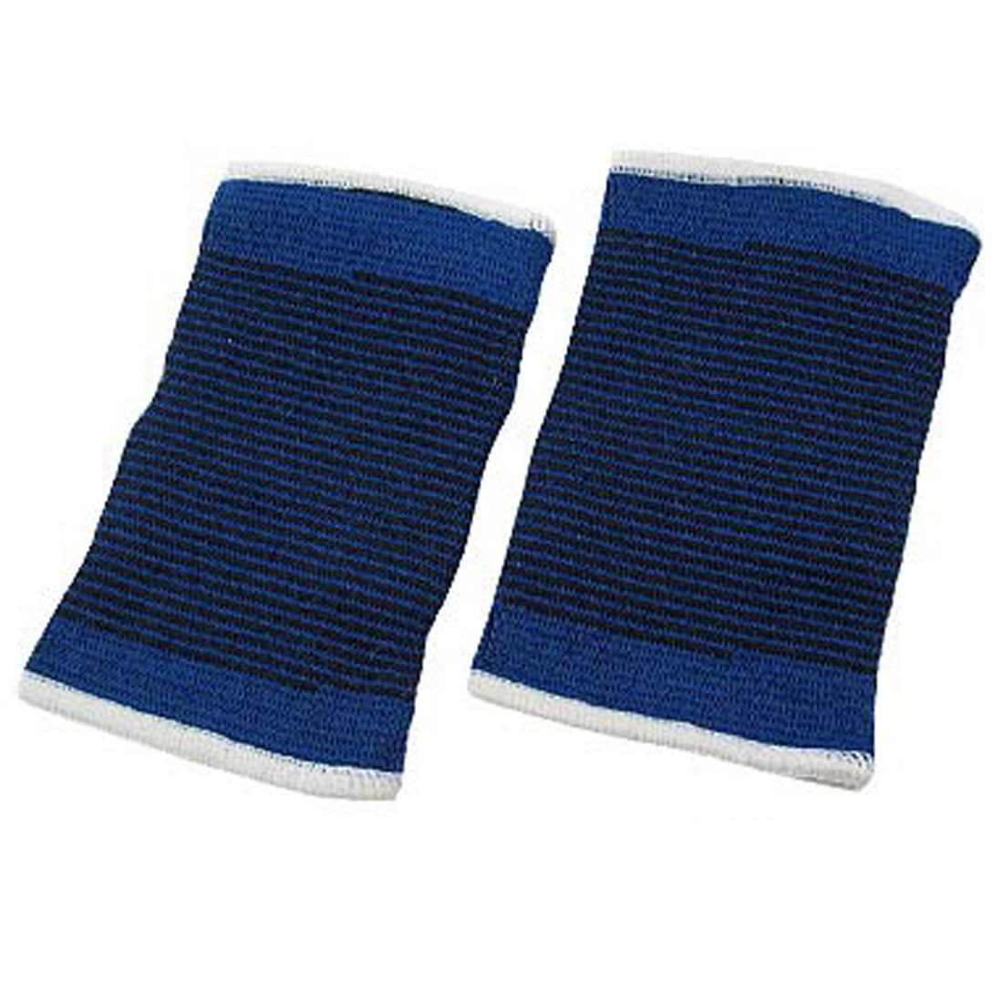 Pair Elbow Support Brace Pad Wrap Band for Sports