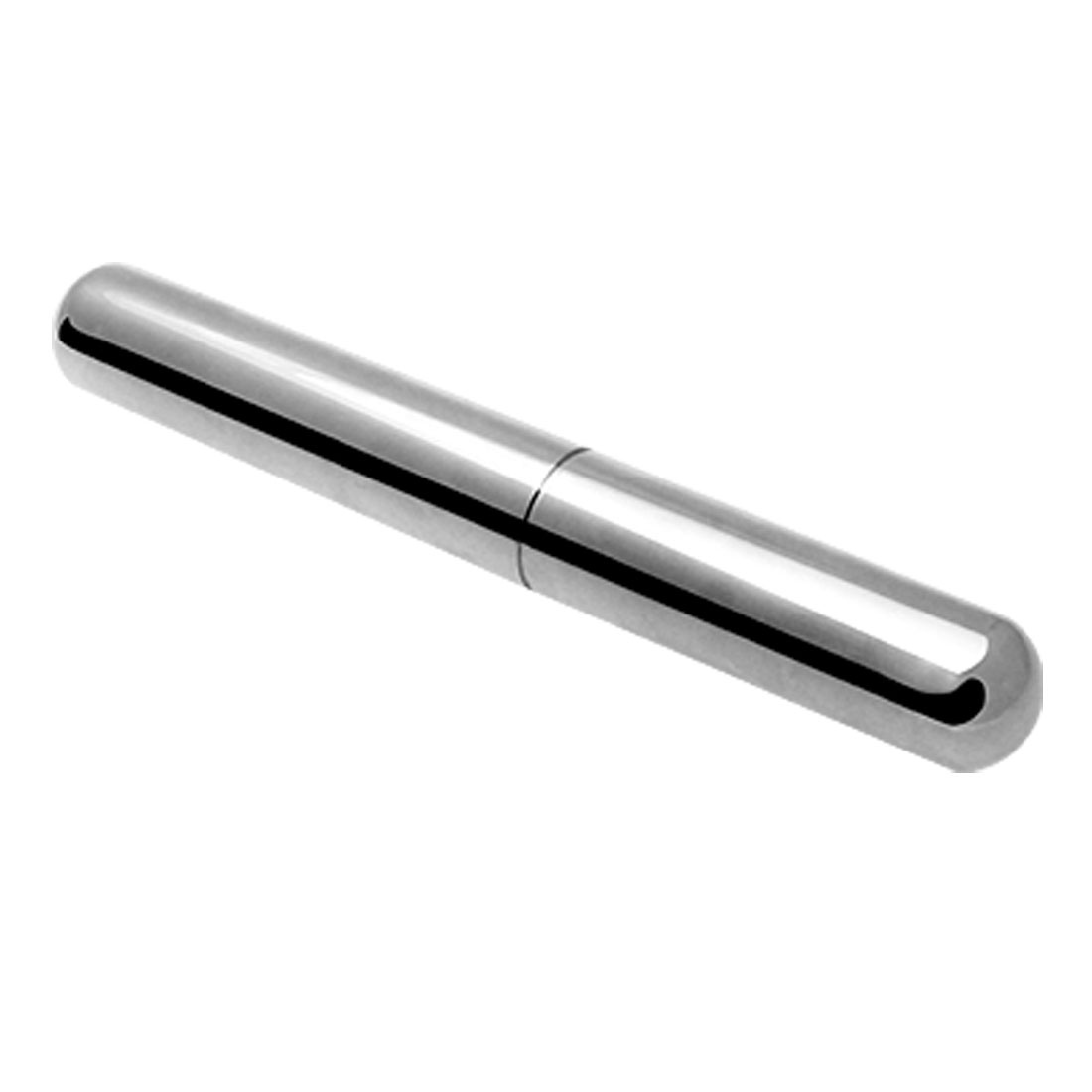 Nickel Silver Cigar Holder Case (16.5cm long)