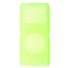 Light Green Silicone Skin Case Cover for iPod Nano