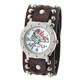 Fashion Jewelry Quartz Wrist Watches Faux Leather Armband