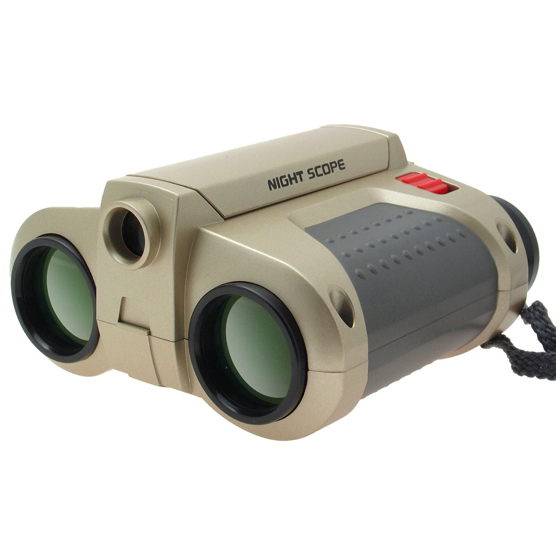 Toy Binoculars 4X30mm with Light for Children