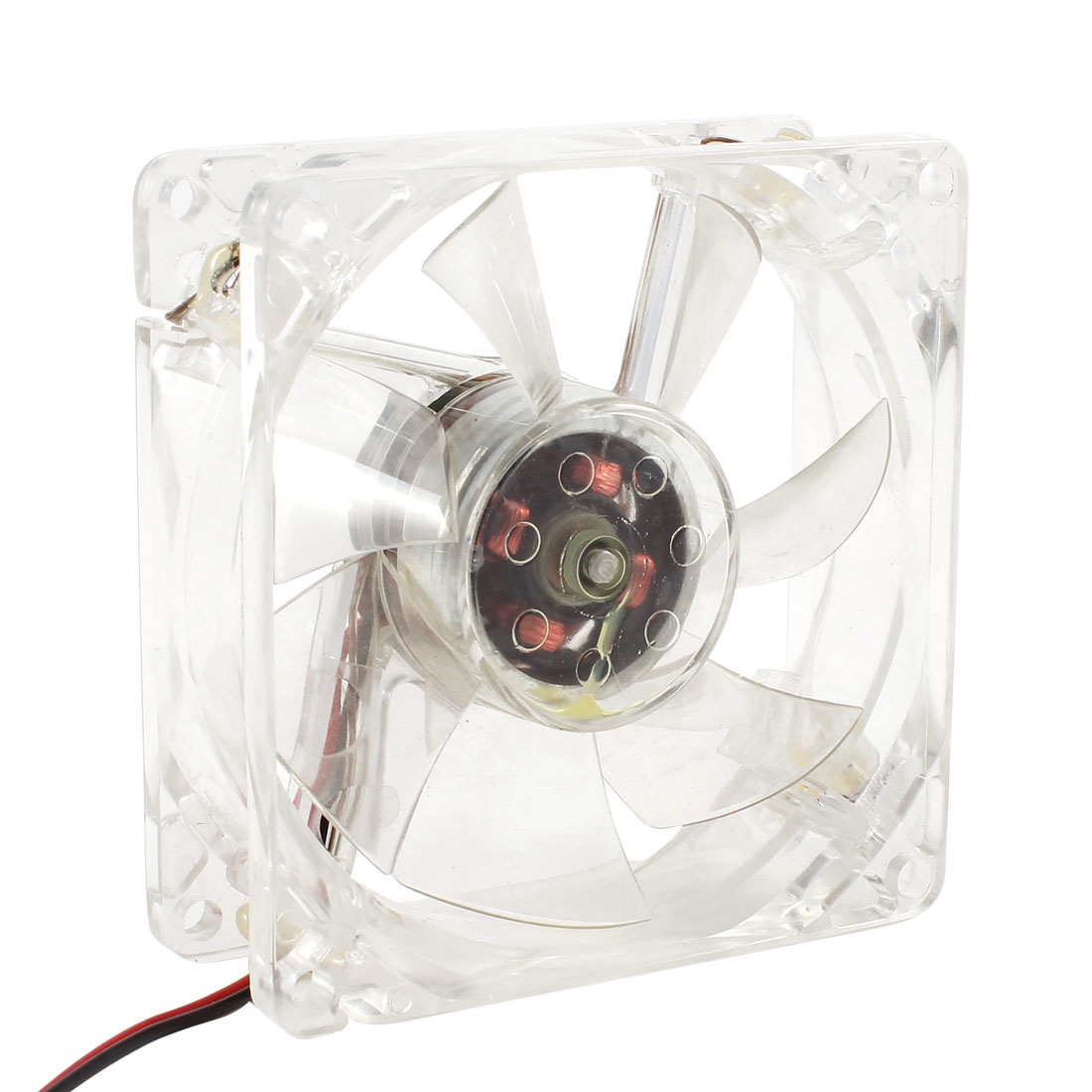 80mm x 25mm DC 12V 0.17A 4Pin Cooling Fan for CPU Cooler Computer Case