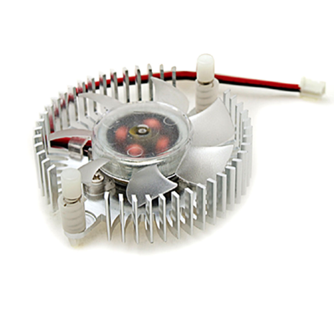 PC VGA Video Card Aluminium Heatsink Cooler Cooling Fan 4.5cm