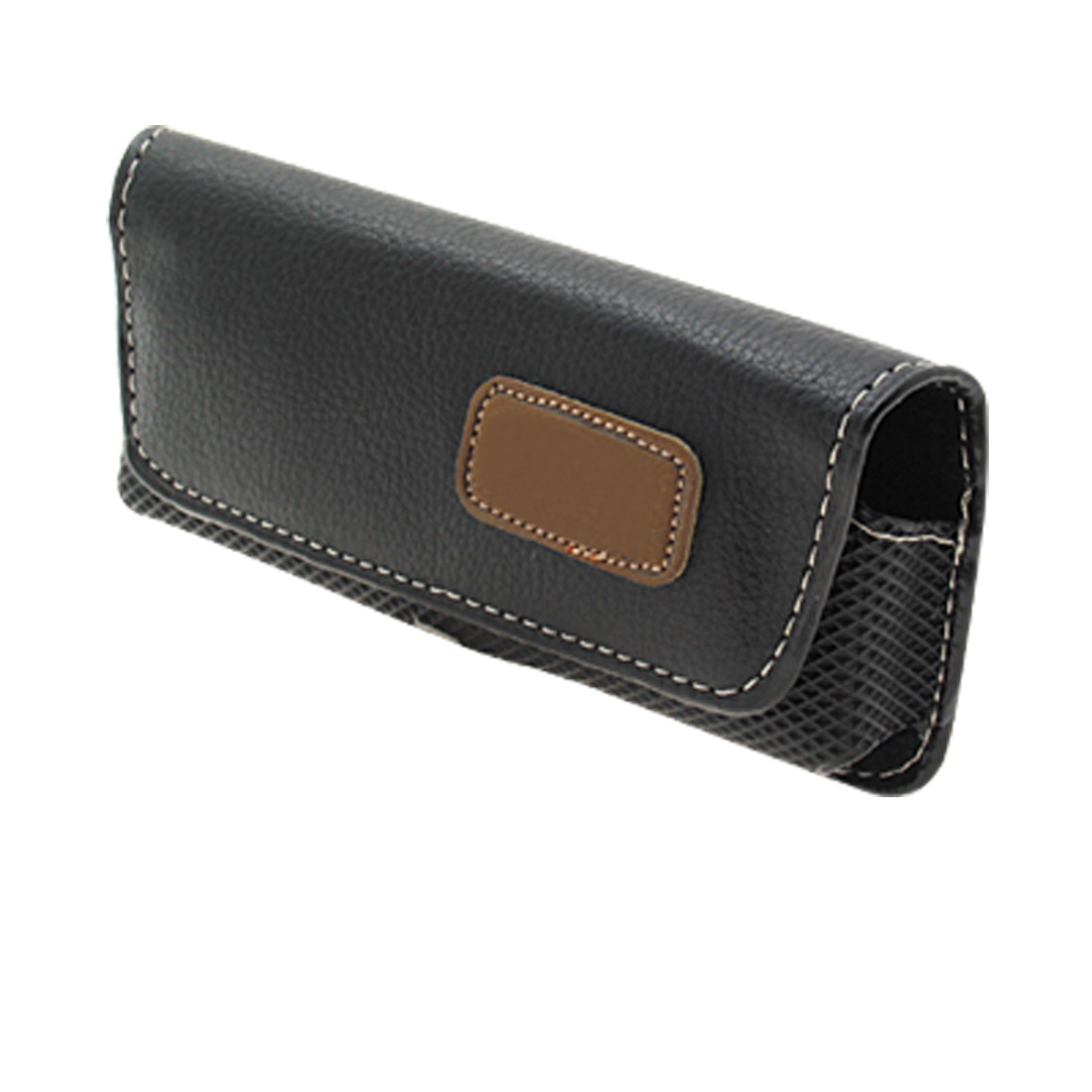 Elegant Faux Leather Case Holder for Motorola L7