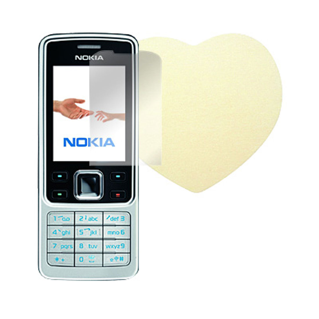 Screen Protector Guard for Phone Nokia 6300