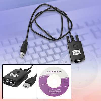 USB To RS232(9pins) Converter