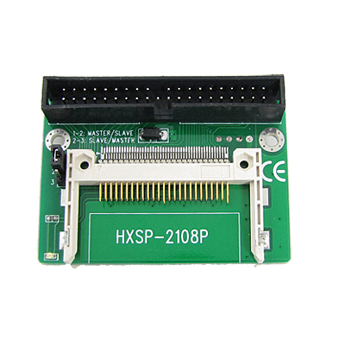 "Dual CF / Micro-Hard Disk Slot To PC 3.5"" IDE Adapter"