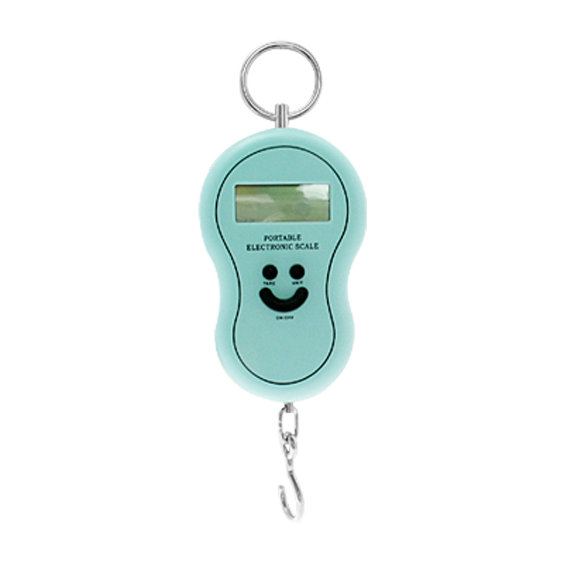 Stylish Blue Portable Hanging Digital Electronic Scale