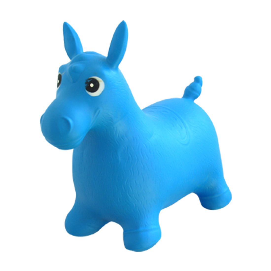 Toy - Playing Horse Baby Stool - Blue
