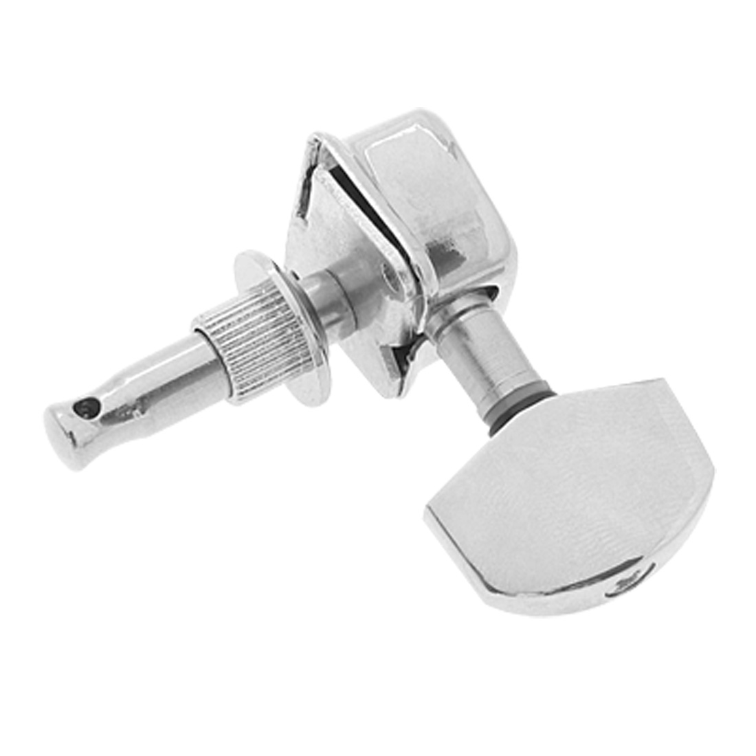 Electric Guitar Tuner Tuning Key Silvery 002