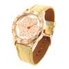 Fashion Golden Quartz Wristwatch