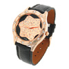 Fashion Quartz Wristwatch - Black