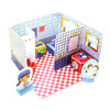 Educational Assembly Honey Bathroom 3D Puzzle