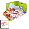 Educational Assembly Honey Living Room 3D Puzzle
