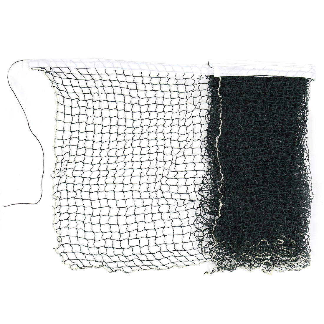 Dark Green Nylon Meshy Standard Badminton Replacement Part Net