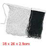 Deluxe Replacement Badminton Net - Green