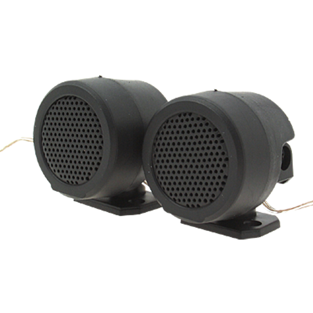 Cool Mini Super Power Car Tweeter Speakers (596)