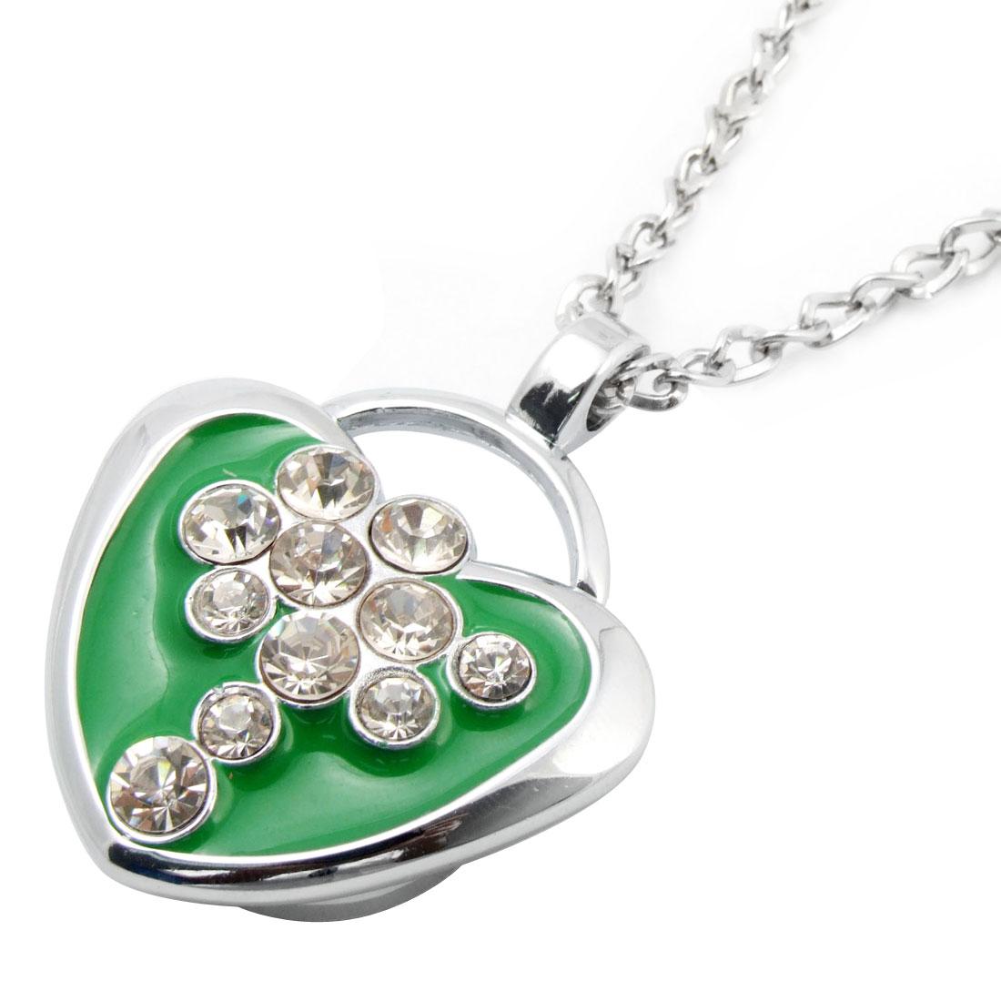 Fashion Jewelry Elegant Necklace Watch Quartz Watch