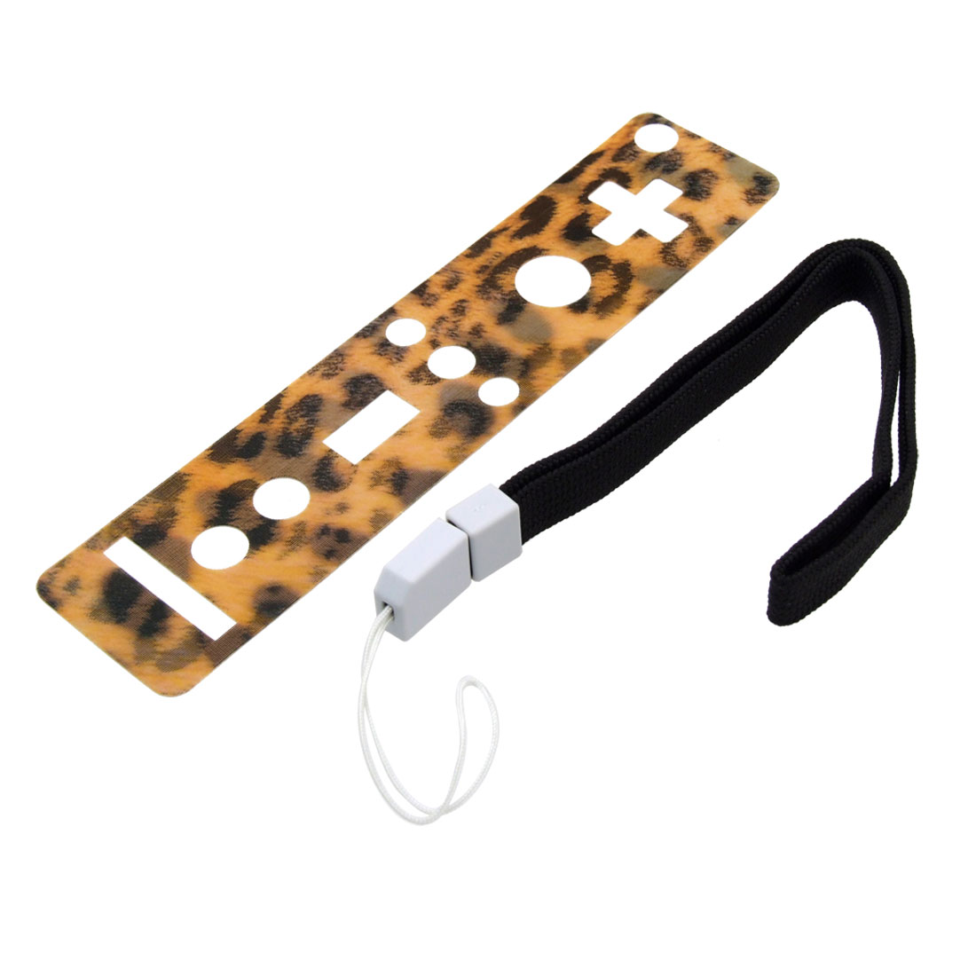 Nintendo Wii Remote Controller Protector Sheet And Wii Strap