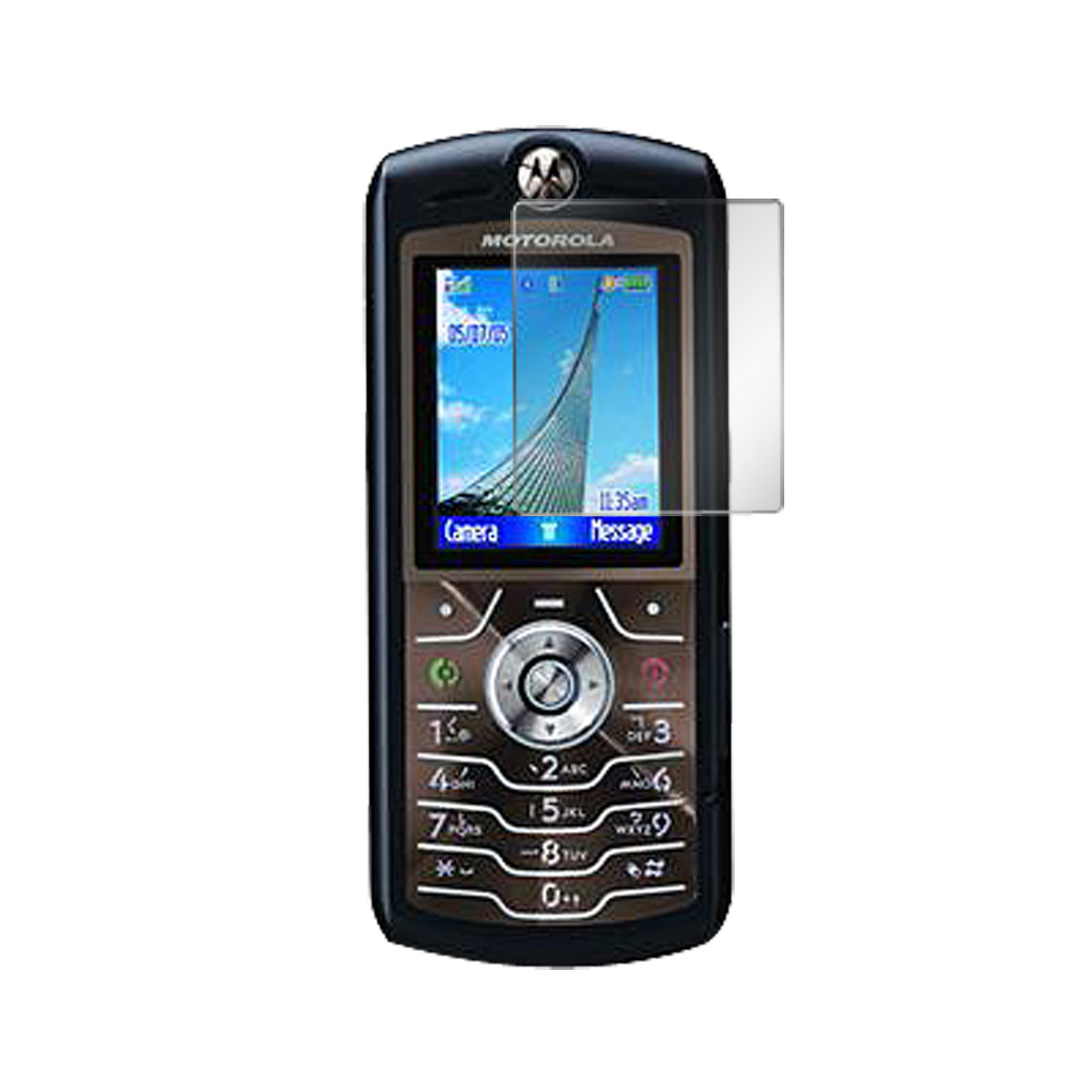 Professional LCD Screen Guard Protector for Motorola L7