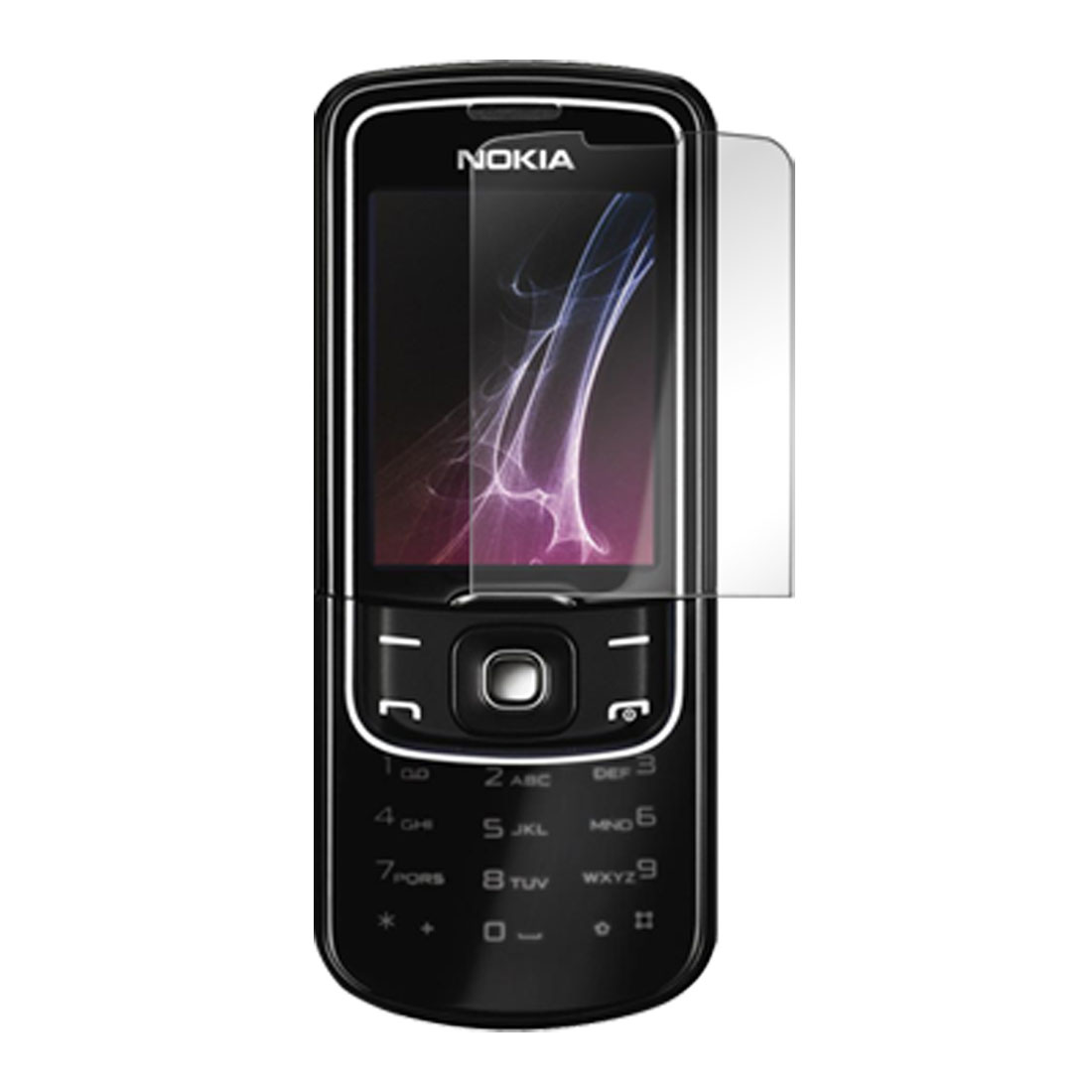 Professional LCD Screen Guard Protector for Nokia 8600